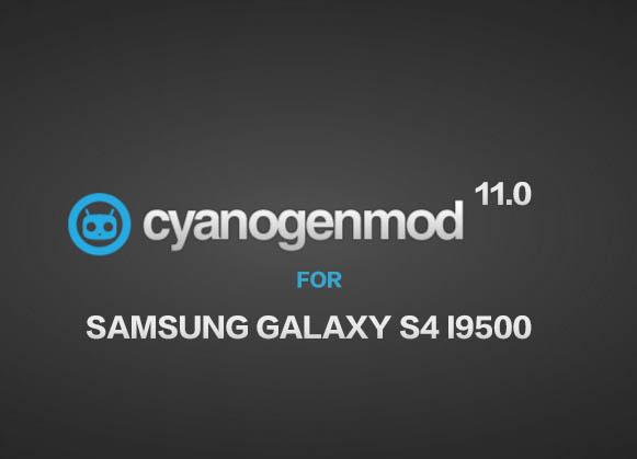 Появился CyanogenMod 11.0 на основе Android 4.4 для Galaxy S4