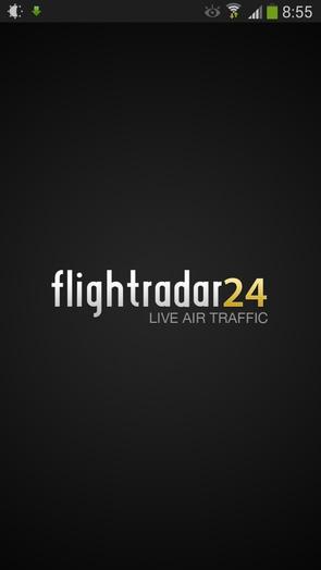 Flightradar24 на Галакси С4 и Ноут 3