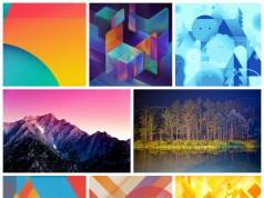 Android 4.4 Kit Kat - сборник обоев от новой ОС