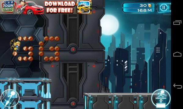 Gravity Guy 2 - экшн на смартфоны Android