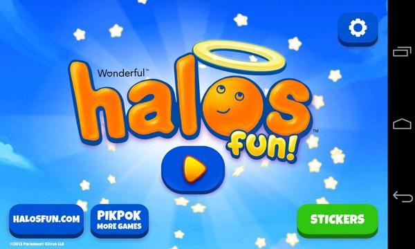 Halos Fun - игра на Самсунг Галакси С4