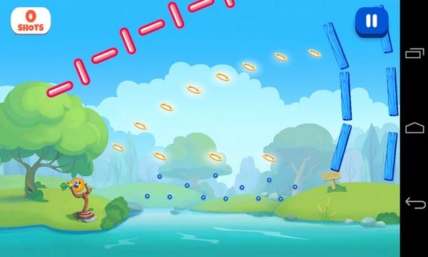 Halos Fun - игра на Galaxy S4