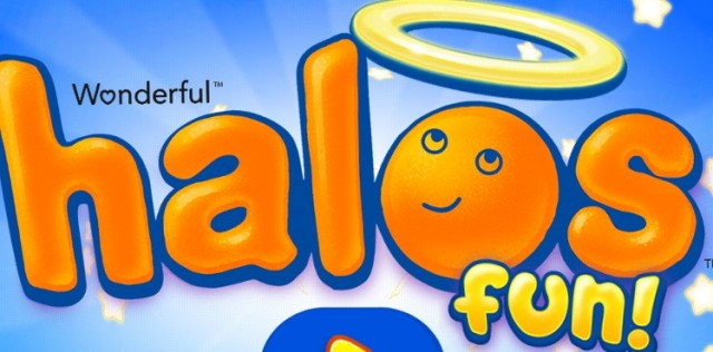Halos Fun - игра на Галакси С4