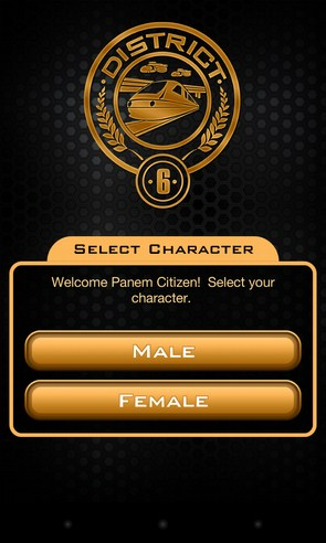 Hunger Games:Panem Run - раннер на Android