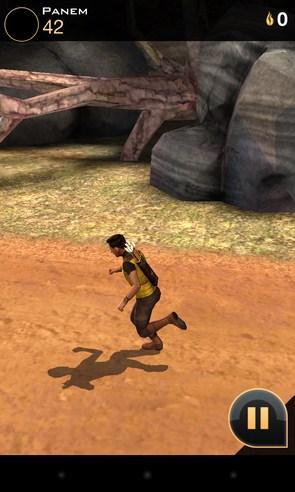 Hunger Games:Panem Run - игра на Galaxy S4