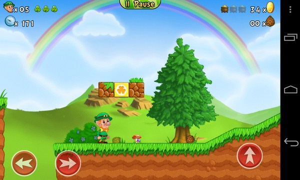 Lep's World 2 - игра-аркада на смартфоны Galaxy S4