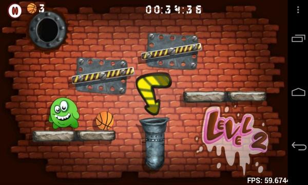 Monya Underground - игра на Samsug Galaxy S4