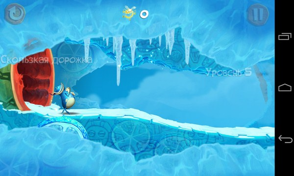 Rayman Fiesta Run - игра на смартфоны Android