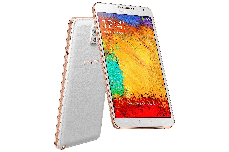 Розовое золото - Samsung Galaxy Note 3 N9005