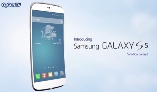 Samsung Galaxy S5 с дисплеем 2560×1440