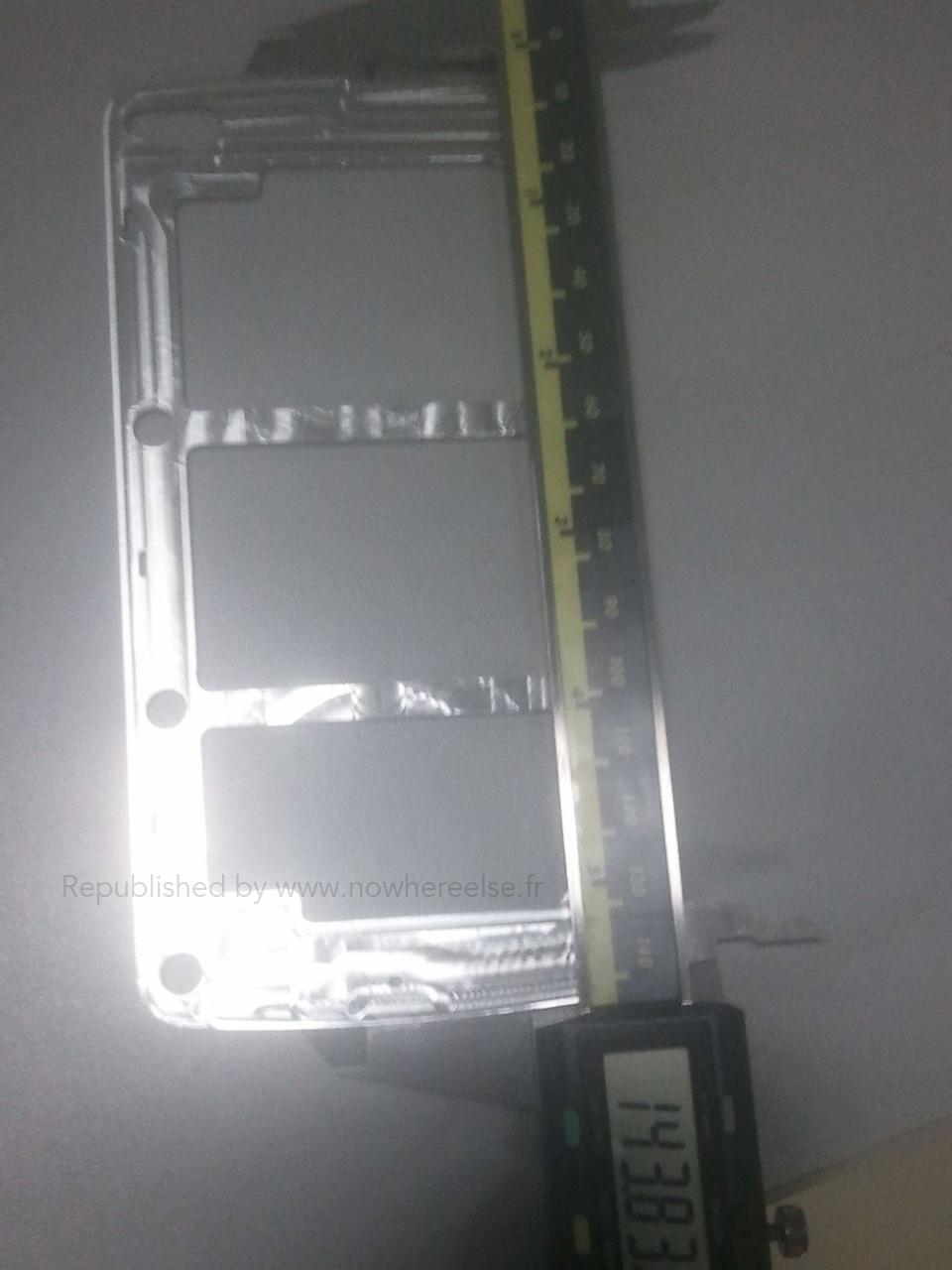 Фото Samsung Galaxy S5 попали в сеть