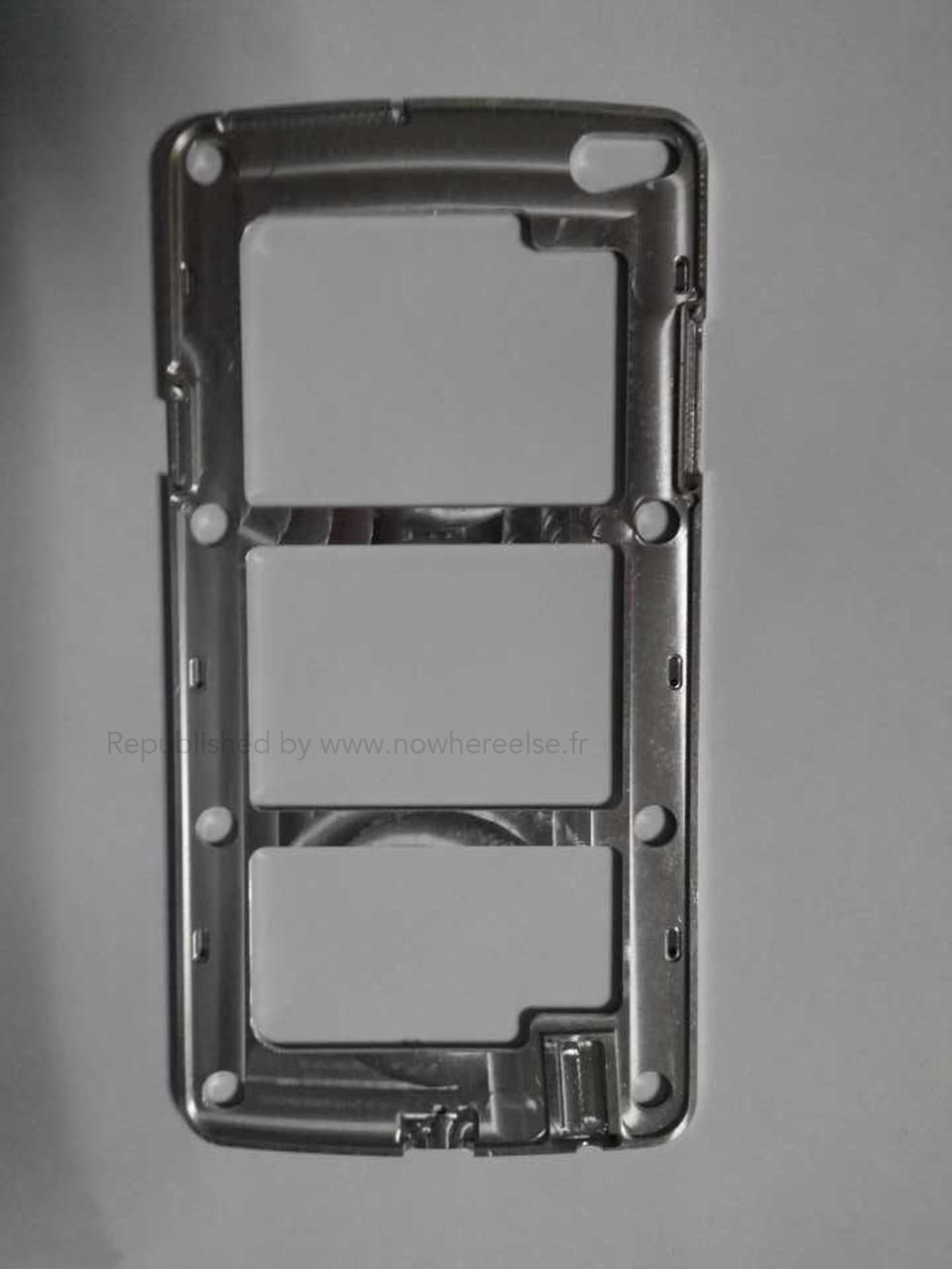 Основа Samsung Galaxy S5 - фото