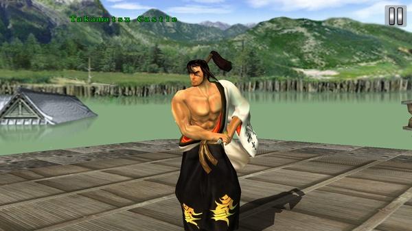Игра SoulCalibur - 3D
