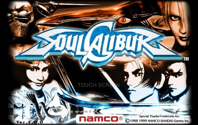 SoulCalibur - 3D файтинг для Galaxy S4 и Note 3
