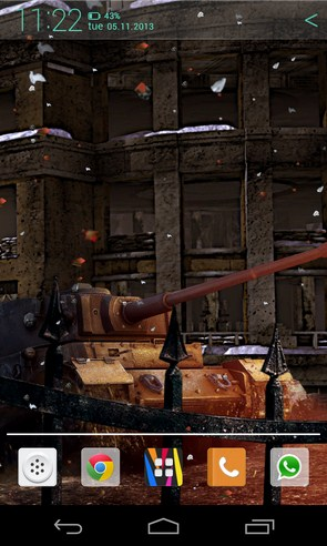 Stalingrad Live wallpaper - анимированные обои для Galaxy S4
