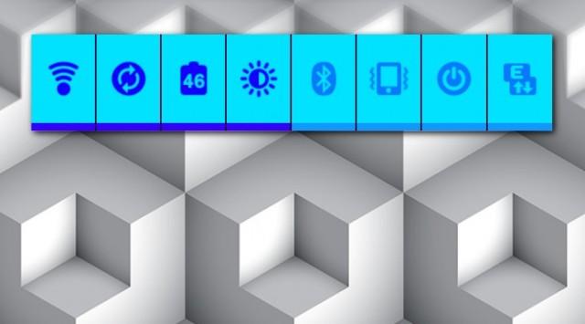 SwitchPro Widget - виджет переключения функций на Samsung Galaxy S4