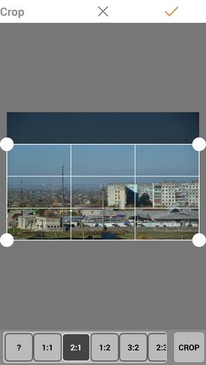 Tiny Planet FX Pro - создание сферических панорам на Galaxy S4