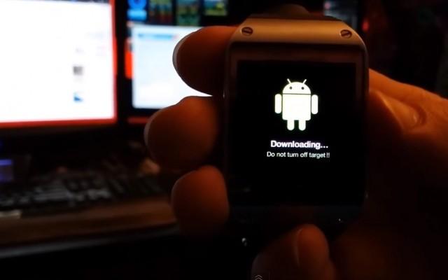 Как включить режимы Download и Recovery на Galaxy Gear
