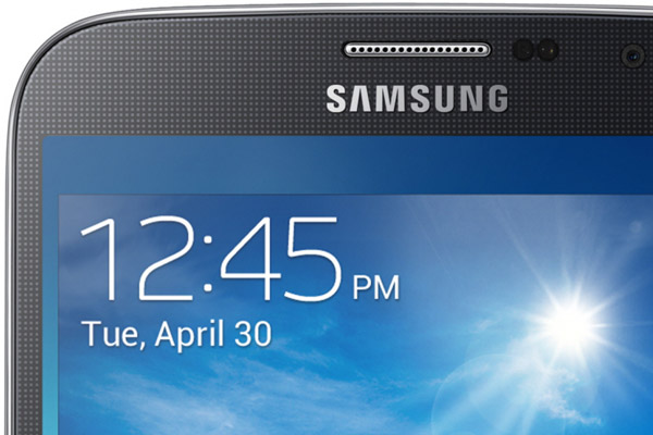 Samsung Galaxy Mega - замена стекла и экрана