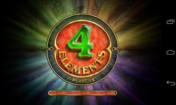 4 ЭЛЕМЕНТА - головоломка на Galaxy S4