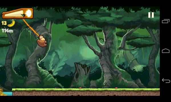 Banana Kong - игра на Samsung Galaxy S4