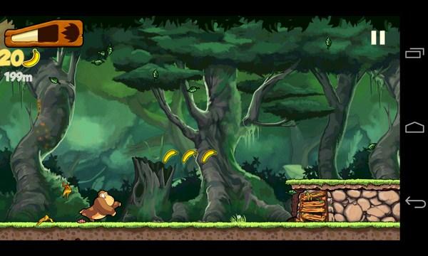 Banana Kong - игра на Android