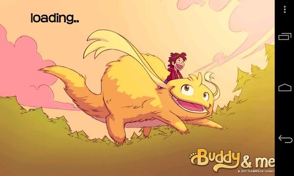 Buddy & Me - игра на смартфоны Android