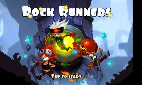Rock Runners - раннер на Samsung Galaxy S4