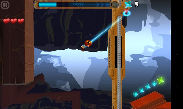 Rock Runners - игра на Android