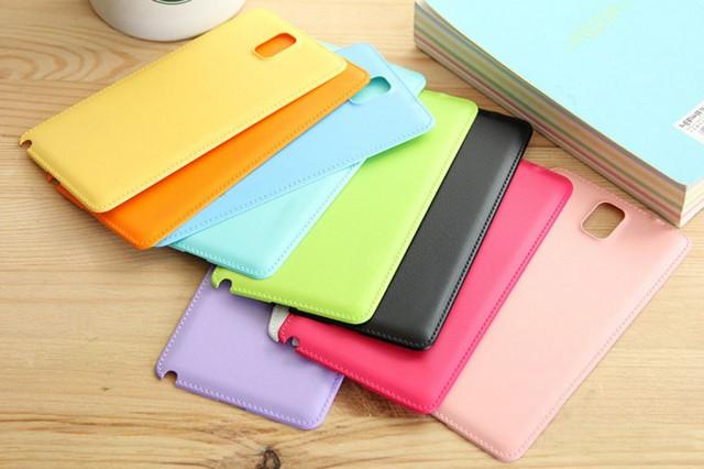 Рзноцветные крышки для Galaxy Note 3