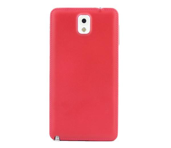 Красная панель для Galaxy Note 3