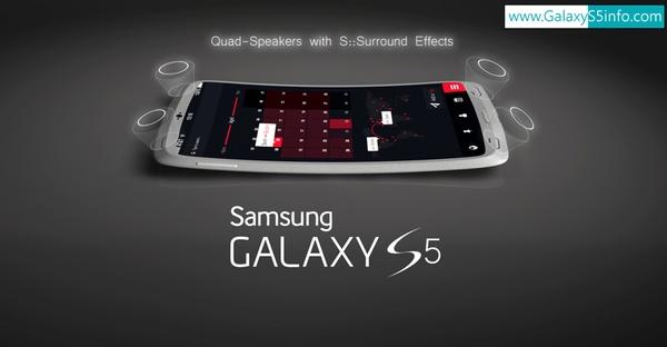 Новый смартфон Galaxy S5