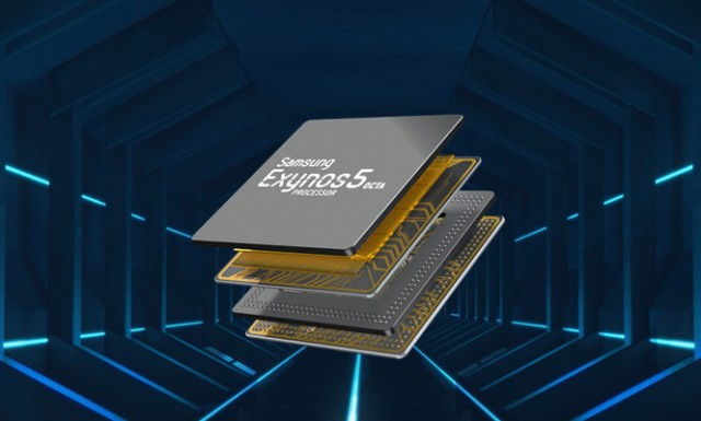 Samsung представит новый процессор Exynos на CES 2014