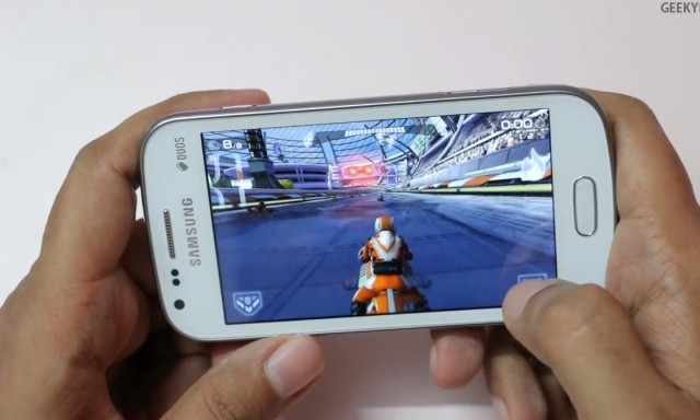 Samsung Galaxy S Duos 2 в играх