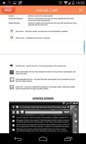 Kingsoft Office - программа на Samsung Galaxy S4