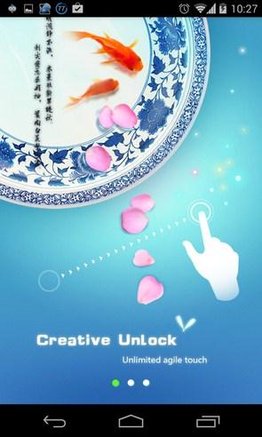 Locker Master - локскрин на Samsung Galaxy S4