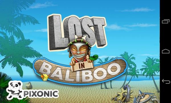 Lost in Baliboo - квест на Samsung Galaxy S4