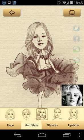 MomentCam - приложение на Galaxy S4