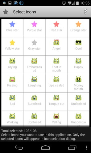 Orange Diary - дневник на Samsung Galaxy S4