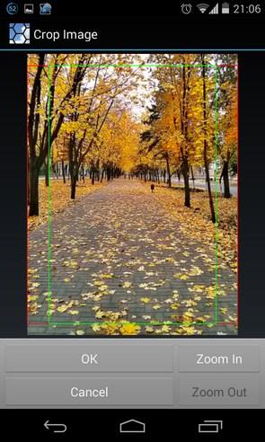 Photile Pro Live Wallpaper - живые обои на Samsung Galaxy S4