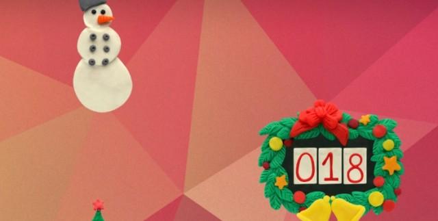 Рождественские виджеты на Galaxy S4