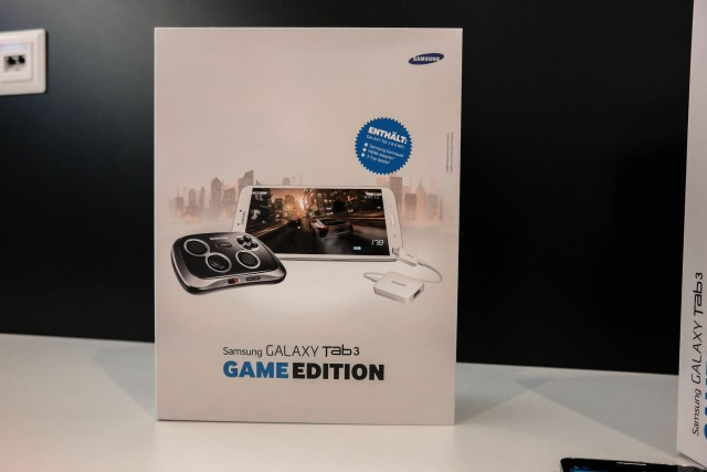 Samsung Galaxy Tab 3 8.0 Game Edition