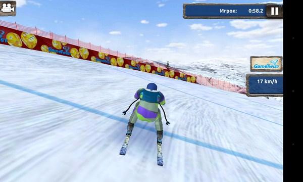 Ski Challenge 14 - стимулятор на Galaxy S4