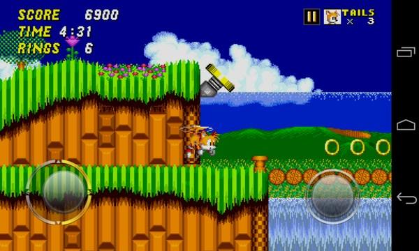 Sonic The Hedgehog 2™ - игра на Android