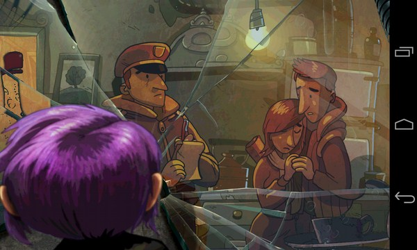 Violett - игра на смартфоны Android
