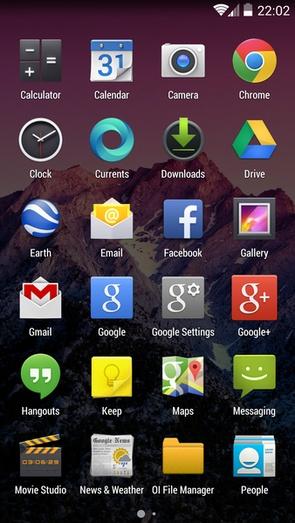 Прошивка Android 4.4.2 KitKat для Galaxy S4 I9505