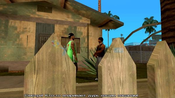 GTA: San Andreas для Samsung Galaxy S4