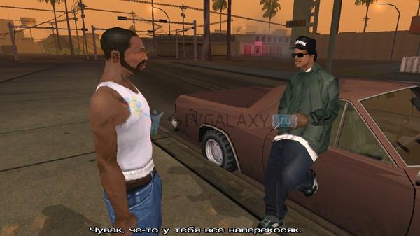 GTA: San Andreas для Android