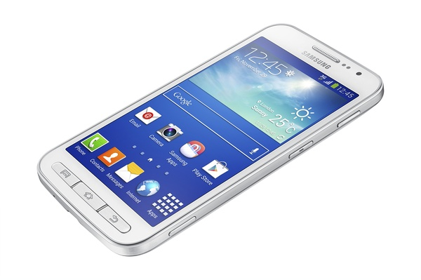 Белый Samsung Galaxy Core Advance - характеристики