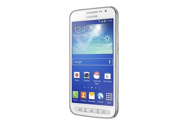 Экран в Samsung Galaxy Core Advance